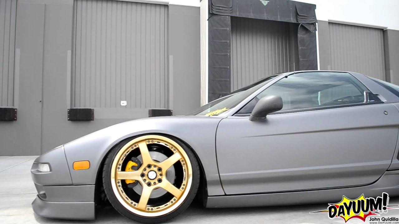 Nilo 1998 Acura NSX - YouTube