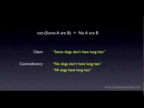 Categorical Logic: Some A are B