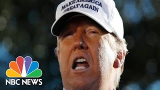 Watch Live: Trump Visits Southern U.S. Border As Government Shutdown Continues | NBC News