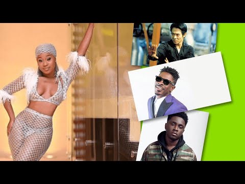 Efia Odo goes nude, Shatta Wale vs Kweku Smoke,Pitch Invader Ghana, Jet Li (Social Media Review)