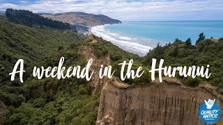 A weekend in the Hurunui