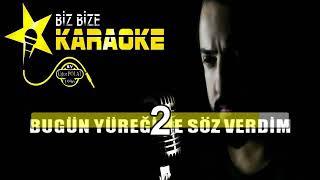Sevgi Yürek İster Karaoke 2020 Bülent Yiğit & Dilek Şimşek