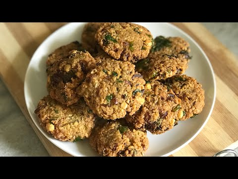 Crispy masala vada recipe chana dal vada recipe
