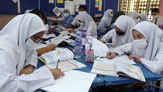 111 Pasir Gudang schools reopen after Sg Kim Kim pollution disaster