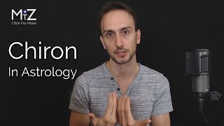 Chiron in Astrology - Meaning Explained