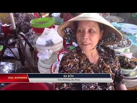 Chợ Đầm ở Nha Trang (VOA)