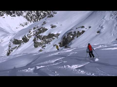 Powder Mountain Complete Footage