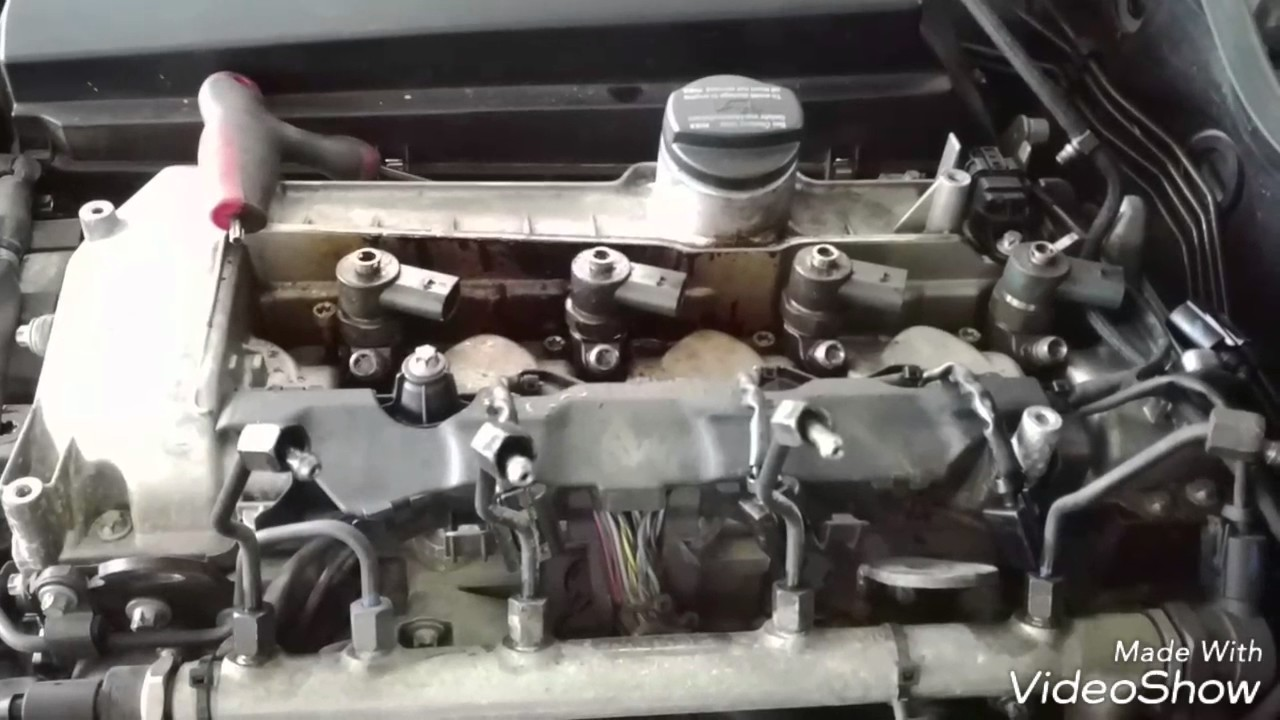 how to clean the injectors to a mercedes e 320 cdi [ 1280 x 720 Pixel ]