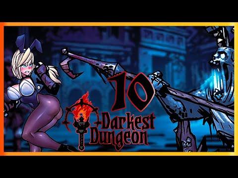 Darkest Dungeon Прохождение [10] Промокшая Команда, Старая Ведьма (Темнейшее Подземелье)