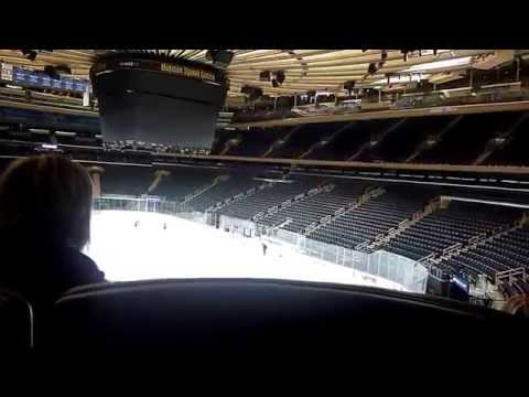 NYC2015 - MSG Backstage Tour