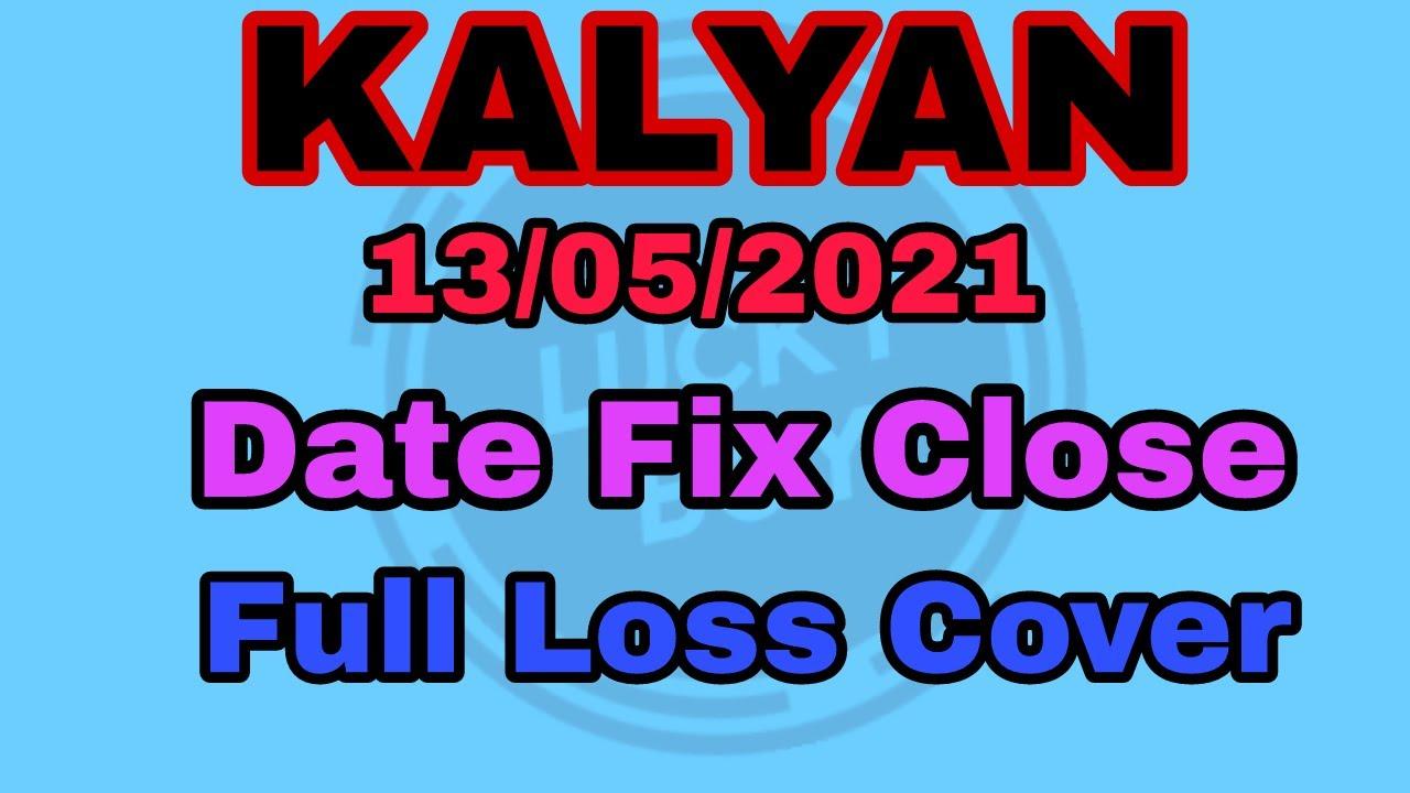 Ank 100 date fix free KALYAN FIX