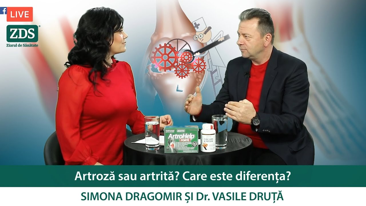tratați exacerbarea artrozei)