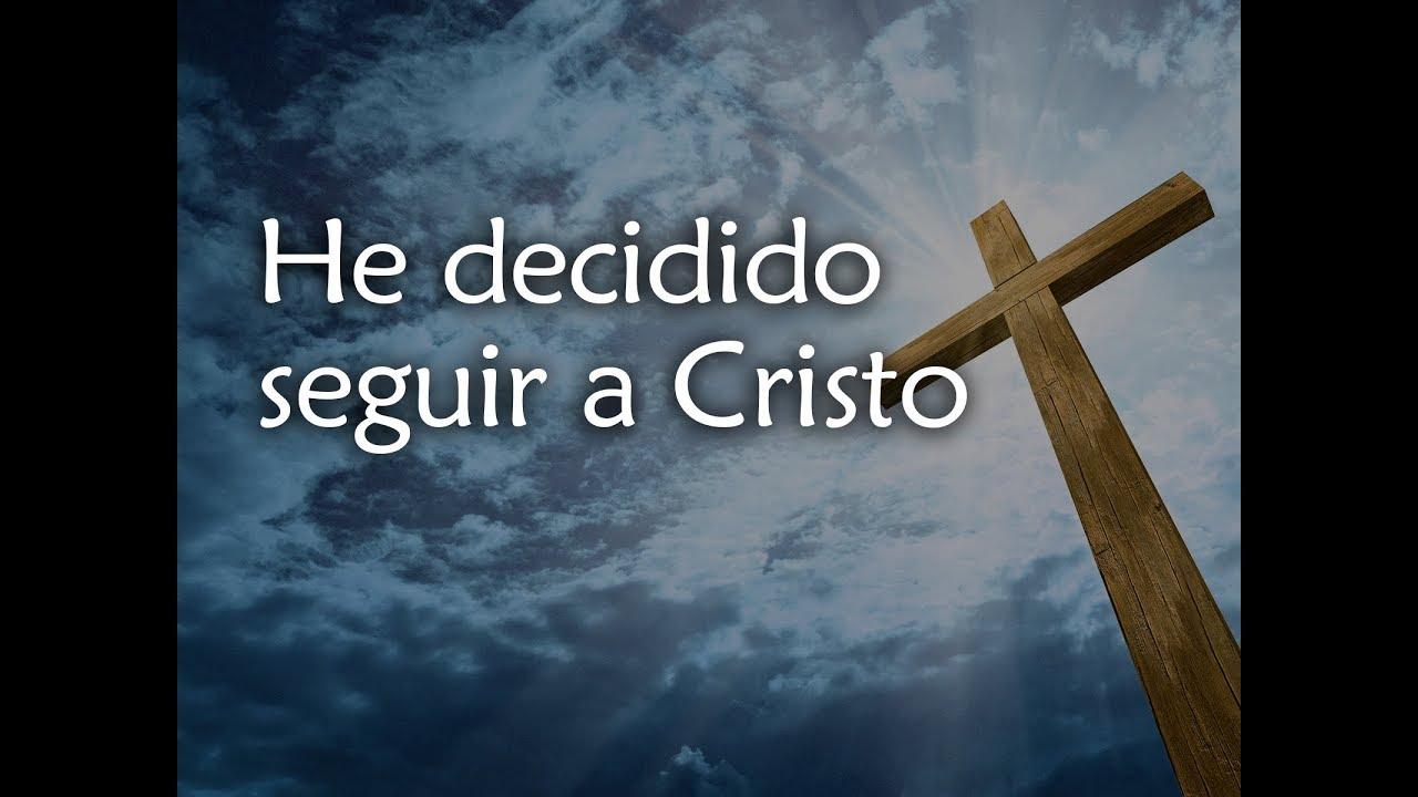 Resultado de imagen de seguir a cristo