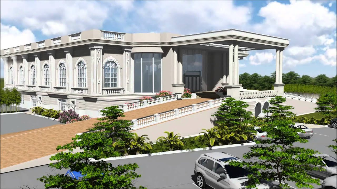 Luxury Mansion Plans Marriage Hall Chettipunam Chennai India Youtube