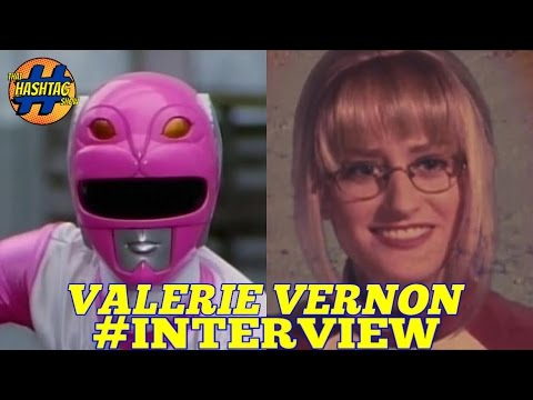 Valerie Vernon (Kendrix, Power Rangers Lost Galaxy) Interview & Fan Questions