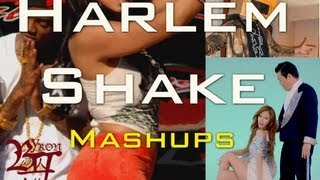HARLEM SHAKE MASHUP (Gangnam Style+Party Rock+Crank That) Original Remix