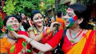 2018 भोजपुरी होली गीत.भौजी लुटेली होली में लहार। Dimpal Singh Kavya.
