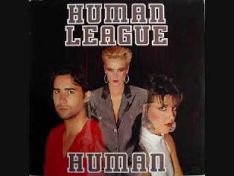 human league - human