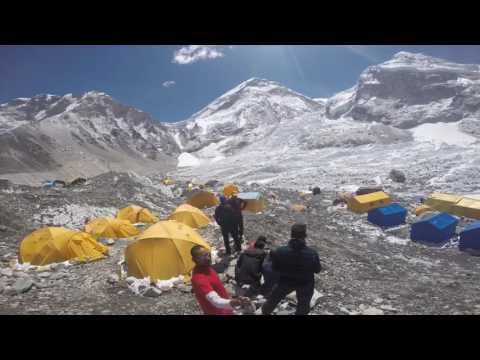 A Man With A Dream As Big As Everest Teaser
