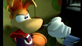 Rayman Raving Rabbids PS2 Game Ending.ASF