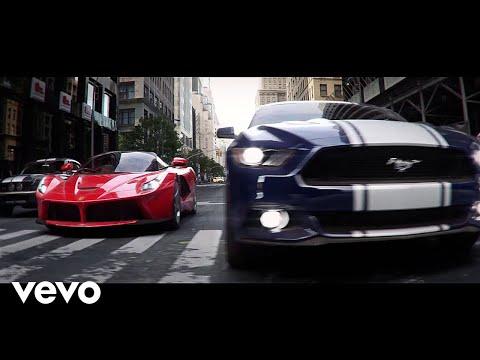 Jarico - U | Car Chase Music Video