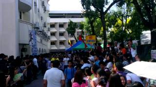 Oblation Run @ Bulacan State University(2)