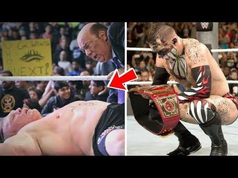 Finn Balor hits the canvas: WWE Canvas 2 Canvas | ExcitingAds !