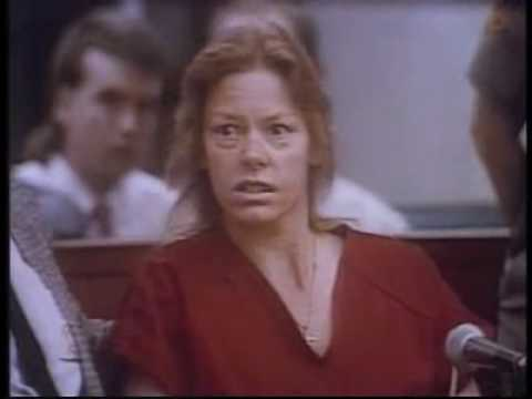 Aileen Wuornos pleading no contest