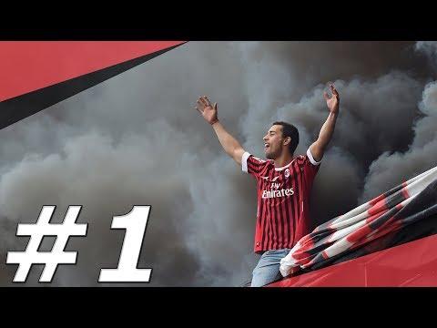 FIFA 18 | Cesta Na Výsluní-AC Milán | PART 1 | CZ/SK