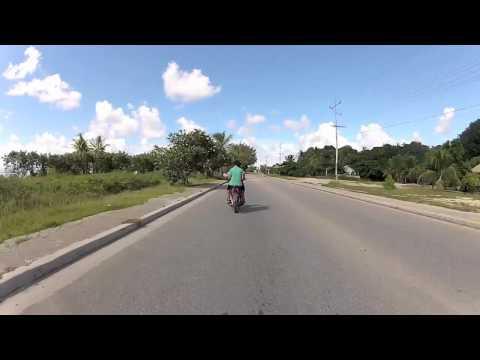 Time lapse Nauru