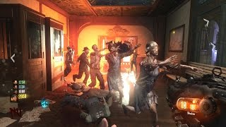 """Call of Duty: Black Ops 3 Online - Zombies """"Shadows of Evil"""" Gameplay"""
