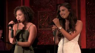 "Ashley LaLonde & Kristen Seggio ""One Perfect Moment/We're Not Done"" (Bring it On)"