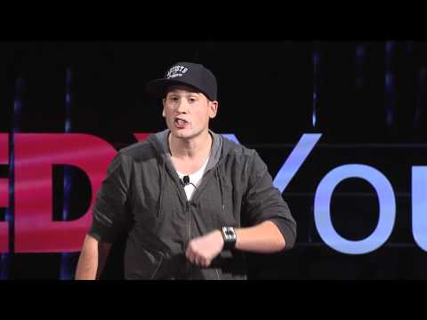 Awe!thenticity: Mark Ecko at TEDxMidwest