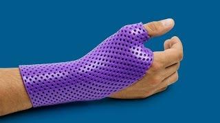 Пластиковый Гипс Полификс(Фиксирующие материалы Полификс из медицинского пластика для наложения шин, циркулярных повязок, пластиков..., 2014-10-13T20:21:19.000Z)