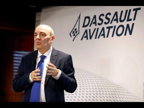 Résultats annuels 2020 - Dassault Aviation