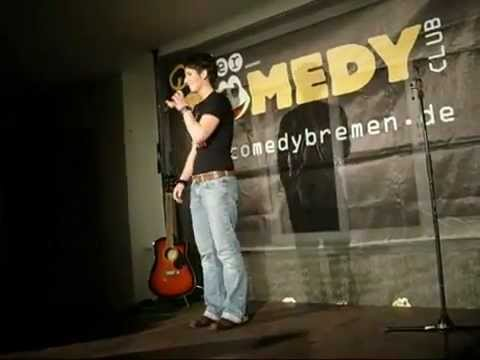 Anika Hoffmann Stand-Up Comedy