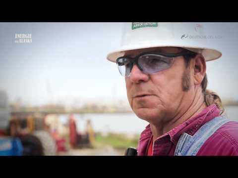 Deutsche Oel und Gas –  Energie für Alaska Dokumentation – Teil 1