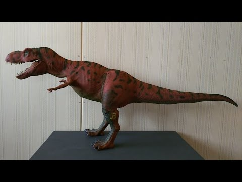 恐竜フィギュア 4ティラノサウルスレックス ジュラシックパーク