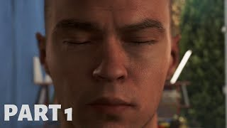 Detroit Become Human Movie Part 1 | Continuous Gameplay Walkthrough (No Commentary)