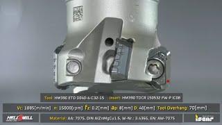ISCAR HELI3MILL HM390 TDCR 1505 FW