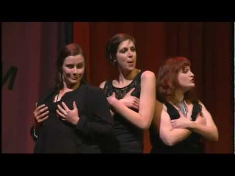 Laugh Out LAM 2012: Second City improv troupe