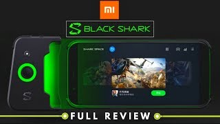 Mi Black Shark Full Review - Best Gaming Smartphone 2018!!