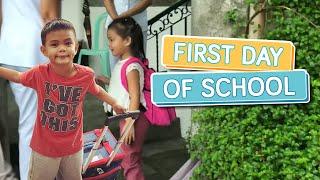 First Day of School Fun!