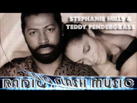STEPHANIE MILLS With TEDDY PENDERGRASS - Feel The Fire