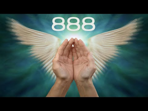🎧 888 Hz Angel Abundance Meditation | Manifestation & Prosperity | Angel Frequency Healing