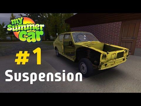 my summer car  1 suspension