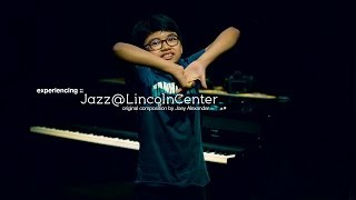 Joey Alexander | experiencing :: Jazz at Lincoln Center