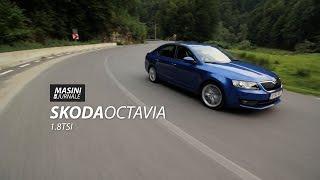 Skoda Octavia 1.8TSI 2013 / Test Drive