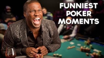 TOP 5 FUNNIEST Poker Player Moments EVER!