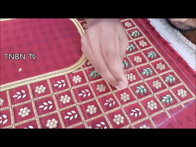 Bridal Blouse designs with price | simple maggam work blouse designs | blouse back neck designs